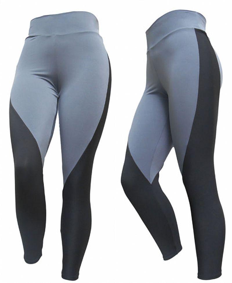 Leggings fitness plus size