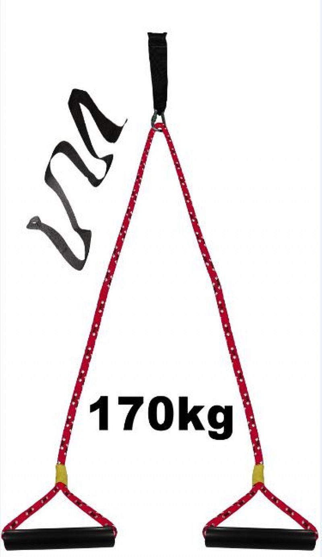 Corda em suspensao pro - tipo trx fit suspension novidade!!