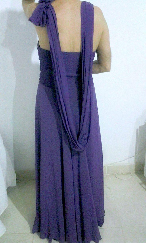 Vestido longoTomara que caia