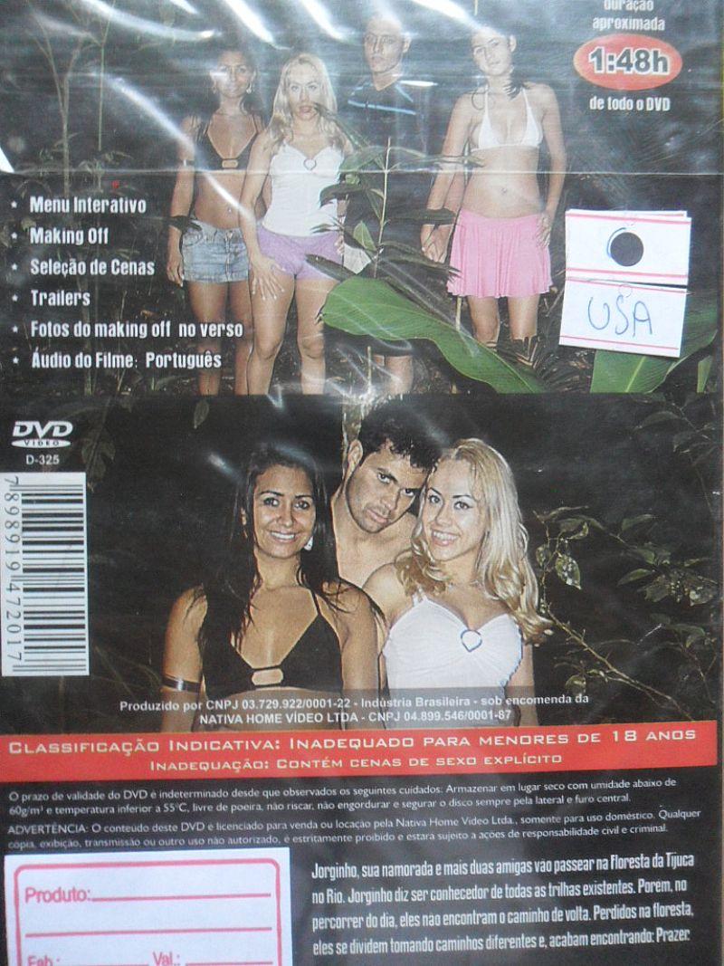 Dvd perdidas na selva as panteras