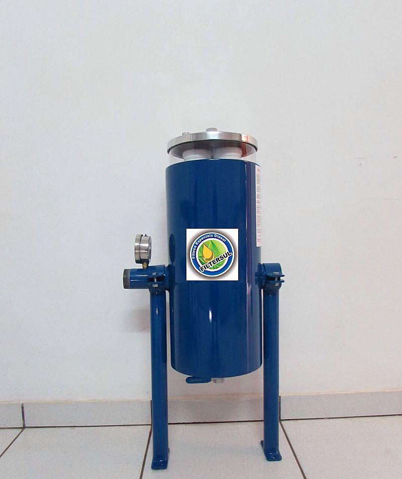 Filtro combustivel abastecimento desidratador diesel brafilt