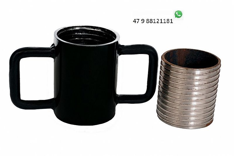 Escora metalica  4mt  tubos de 60, 30 mm 47988121181