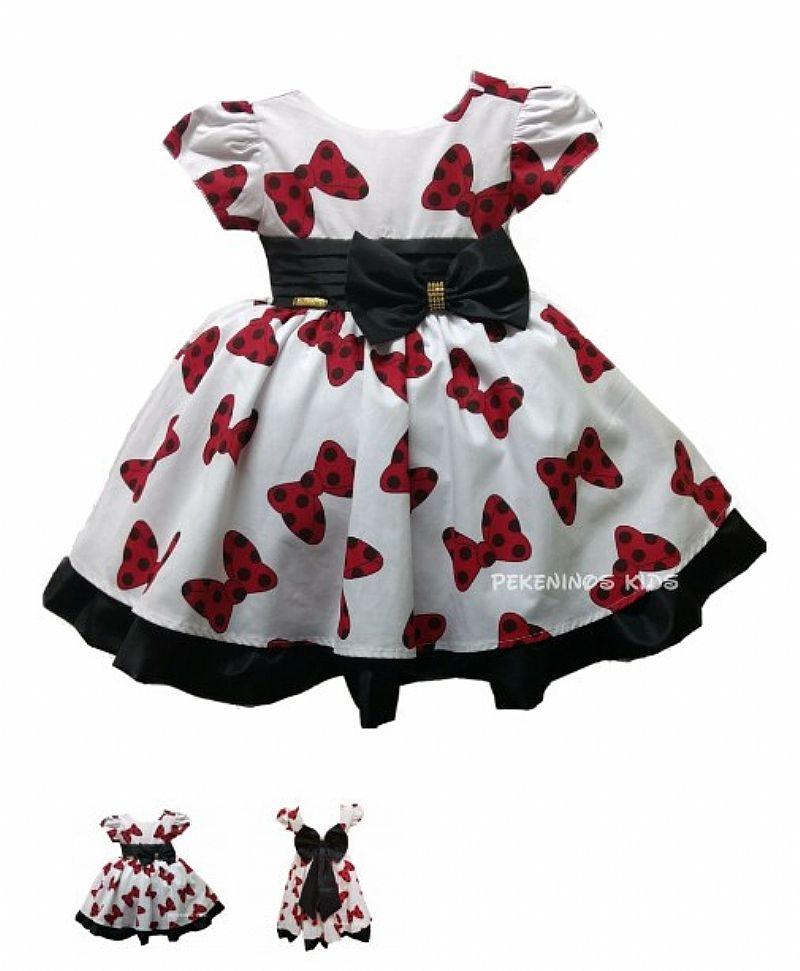 Vestido de crianca