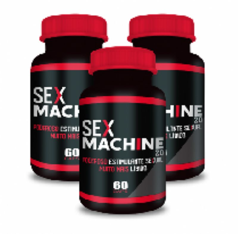 Suplemento sex machine 2.0