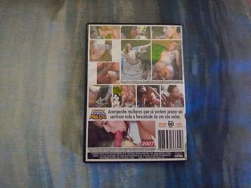 Dvd pornô mr dog foda animal