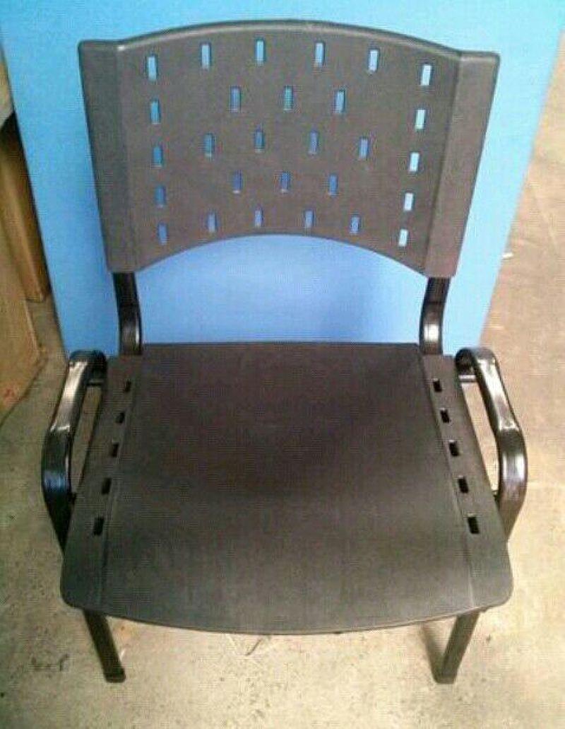 Cadeira fixa io