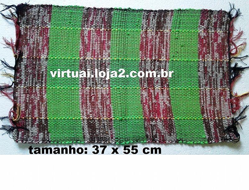 Kit 05 tapetes tear 37 x 55 cm