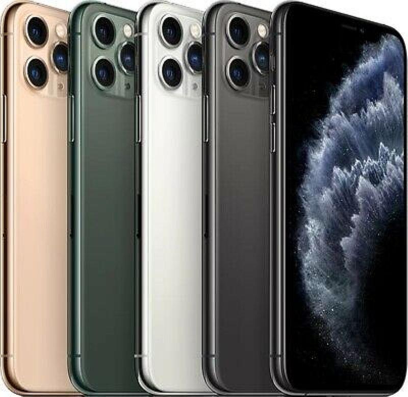 Apple iphone 11 pro max 512gb factory unlocked