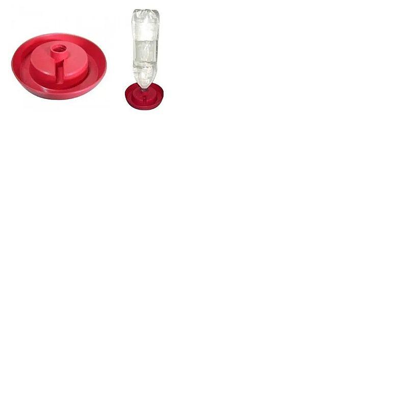 Base bebedouro água para galinha pintinho frango  marca distribuipet modelo base bebedouro