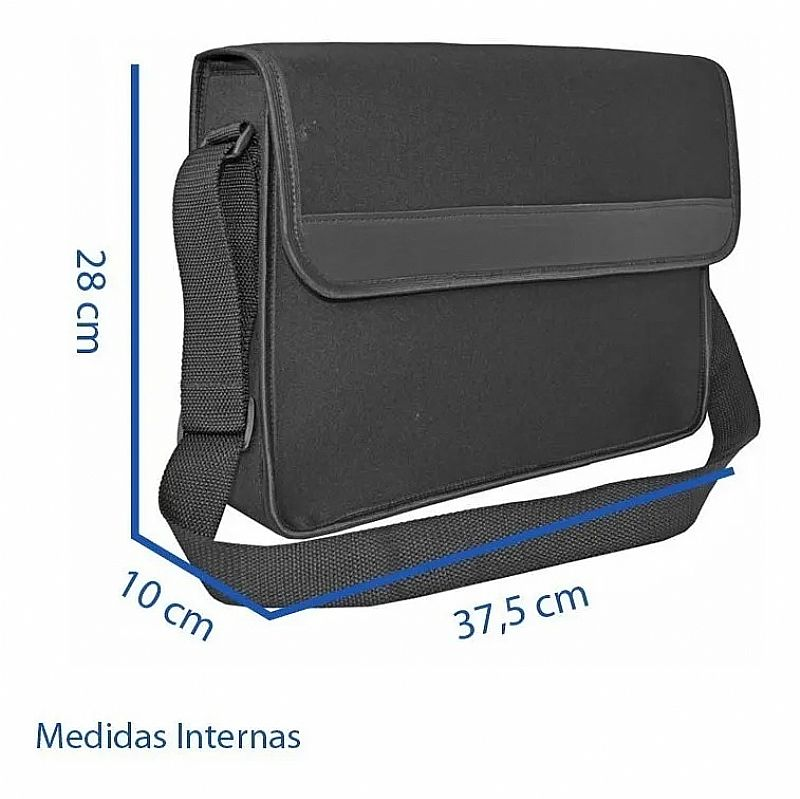 Bolsa p/ transporte projetor medio 37, 5x28x10 benq epson lg marca bpr200 modelo bpr200