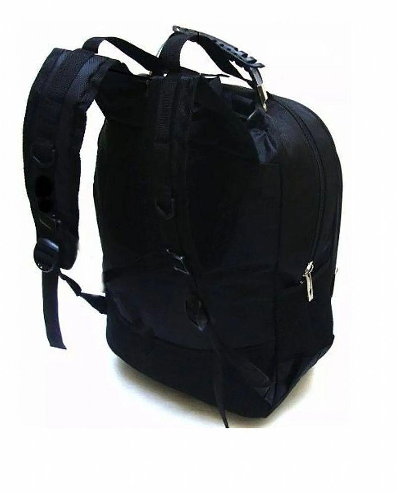 Mochila bolsa reforcada notebook c/ cabo de aco ótima  marca lw importado modelo xtreme