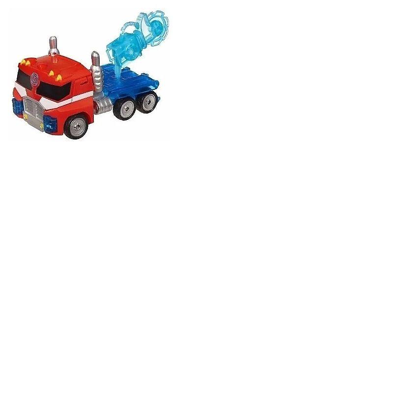 Optimus prime transformers rescue bots energize brinquedo  fabricante open trade linha infantil