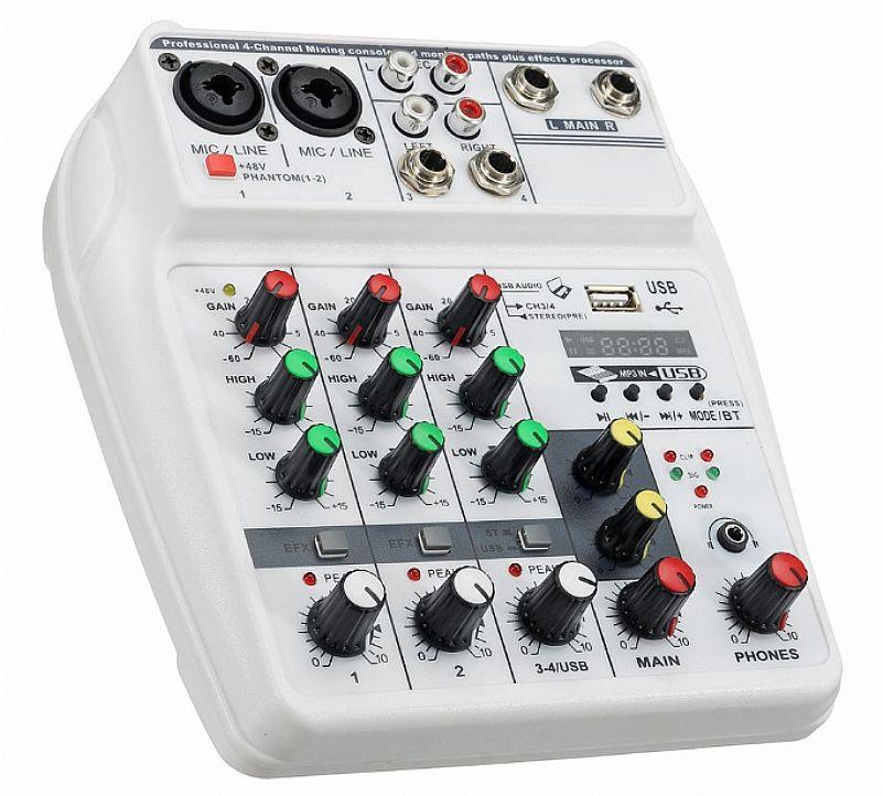 Mesa 4c áudio interface frete gratis usb bluetooth fx delay
