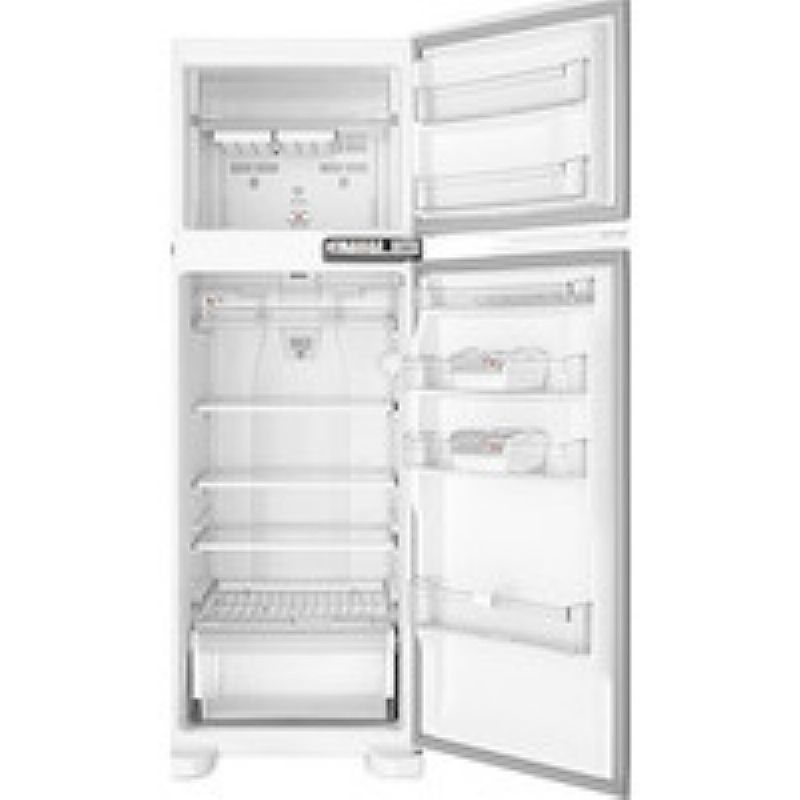 Geladeira / Refrigerador Brastemp Clean Duplex,  Frost Free,  352 L,  Branca - BRM39EB