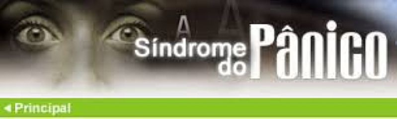 SINDROME DO PANICO