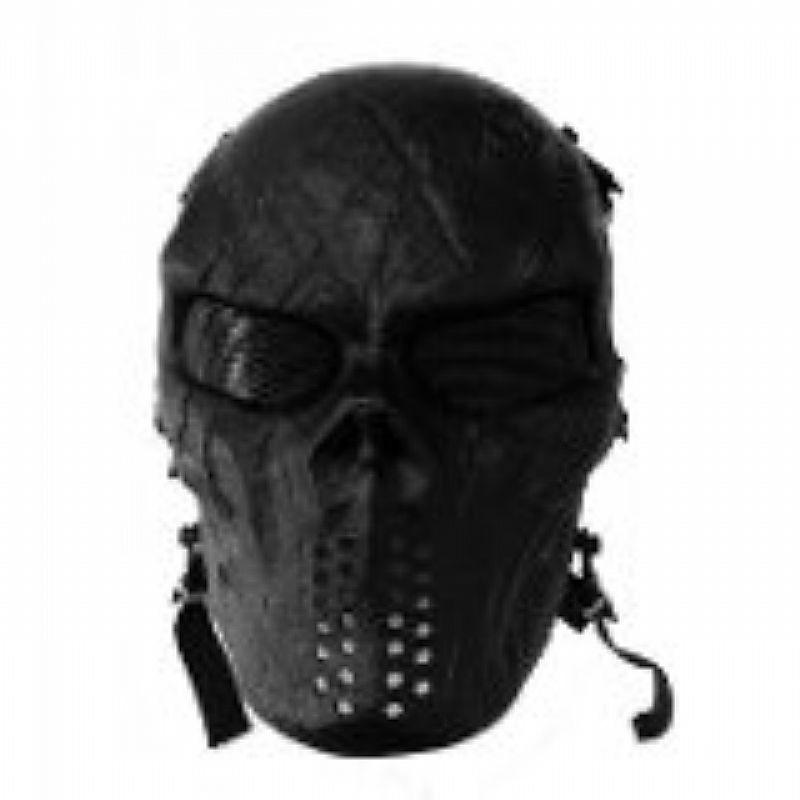 Mascara para Paintball e halloween