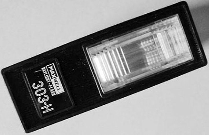 Flash 303H,  Mobilidades (Vertical,  Horizontais Direita e Esquerda)