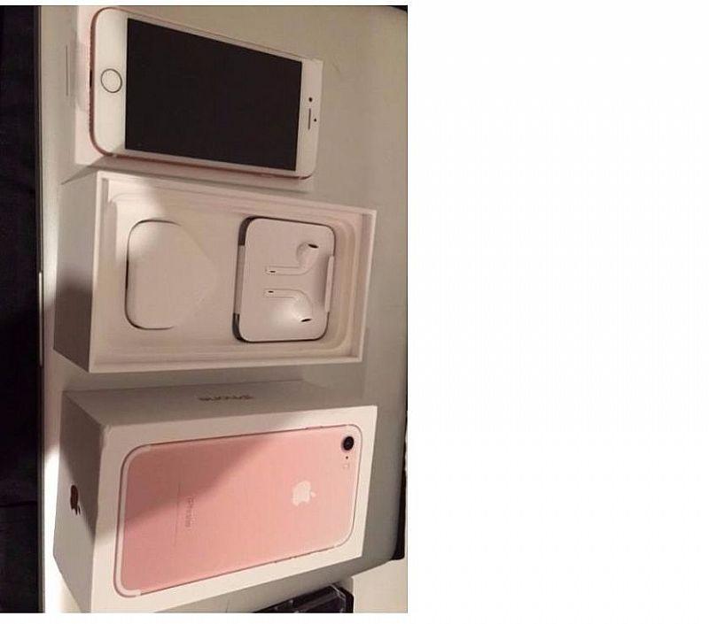 Iphone 7 Plus 128gb Apple Tela 5.5 Desbloqueado