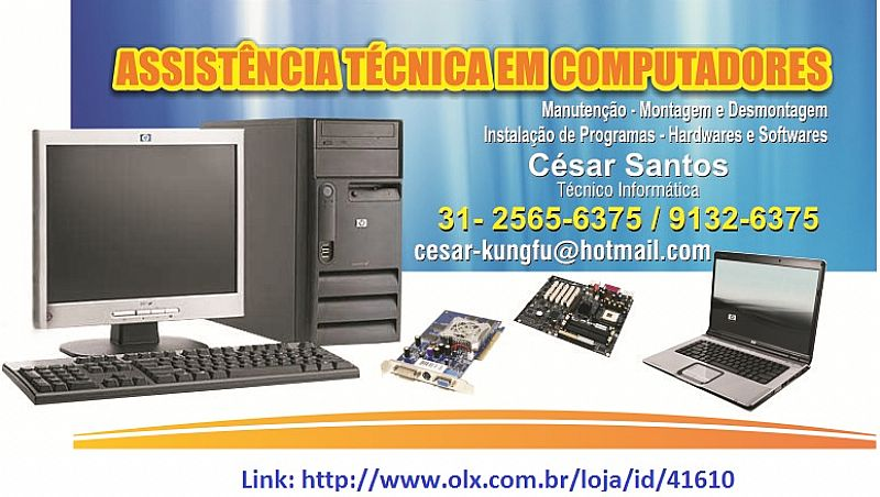 Fontes para notebooks Acer,  ASUS,  Dell,  HP,  Compaq,  positivo,  cce...