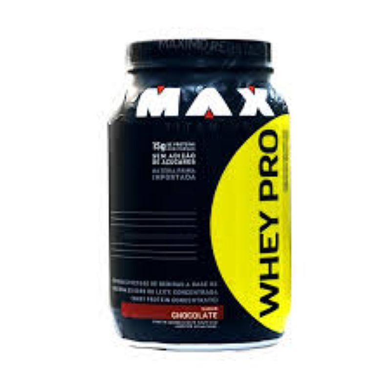 Whey pro 1kg max titanium   bcaa  creatina