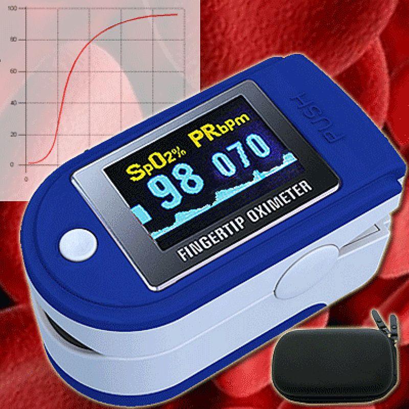 Oximetro dedo pulso contec o melhor aparelho pronta entrega imediata temos motoboy