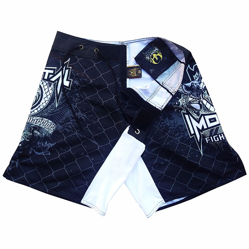 Short mma bermuda luta mma muay thai shorts submission