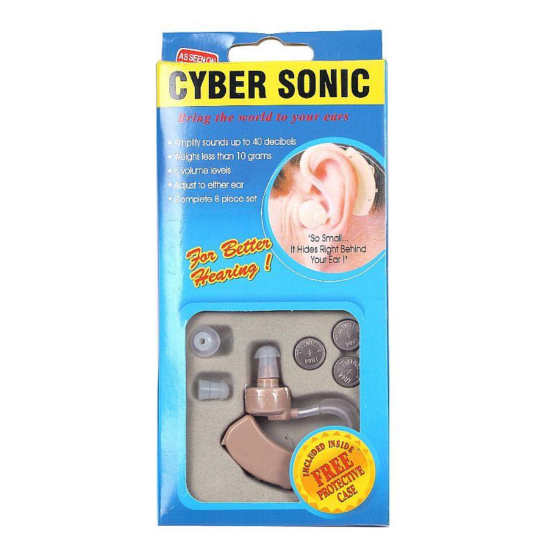 Aparelho auditivo amplificador de som