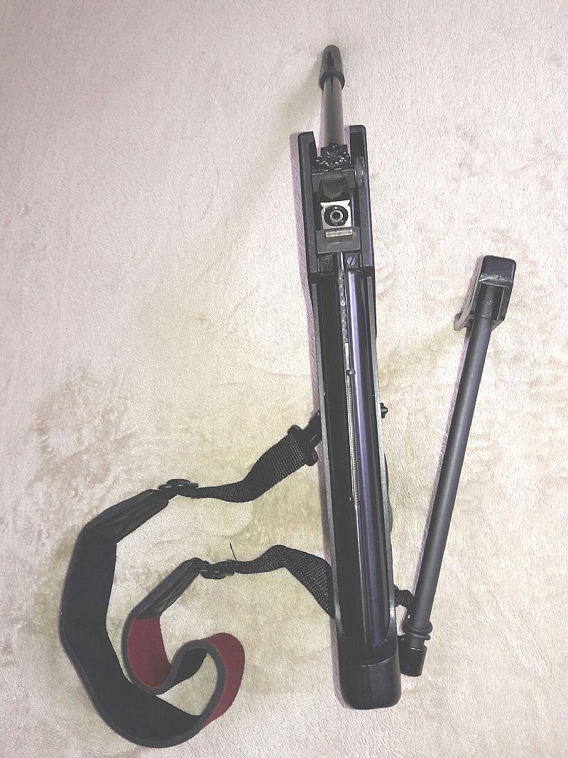 Carabina taurus matic 4,   5mm