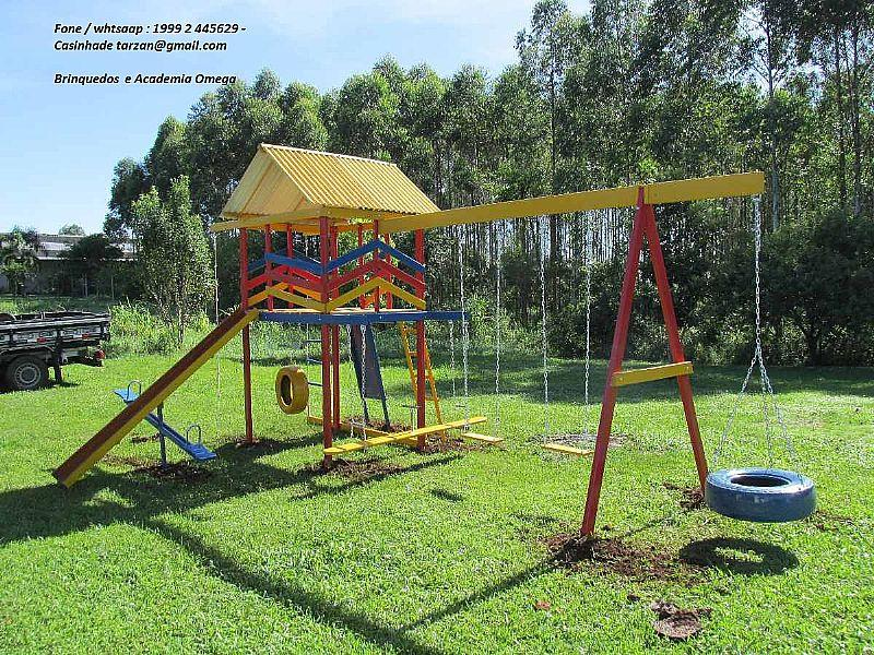 Brinquelandia  multi brinquedo playground  madeira