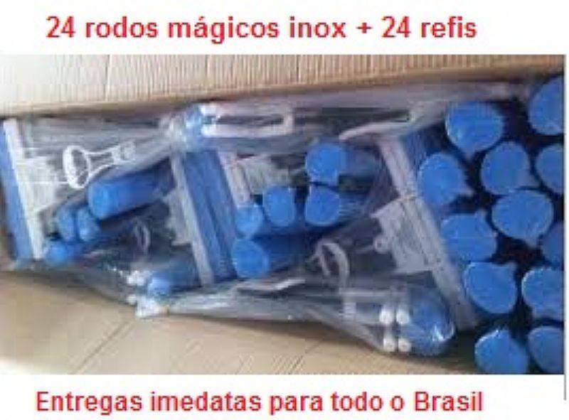 Rodo magico inox,   varejo e atacado,   entrega para todo o brasil,   seja revendedor e ganhe muito dinheiro