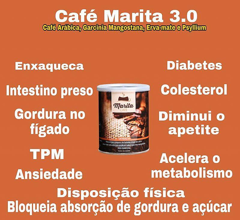 Cafe marita pra saude!