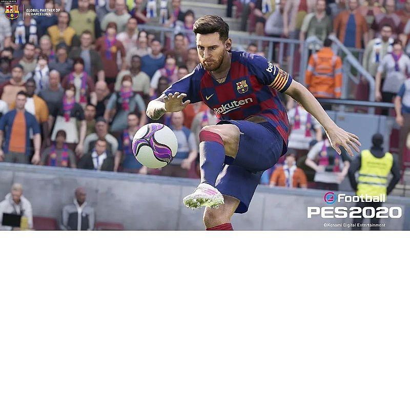 Pro evolution soccer efootball pes 2020 midia fisica ps4      franquia pro evolution soccer     saga pro evolution soccer