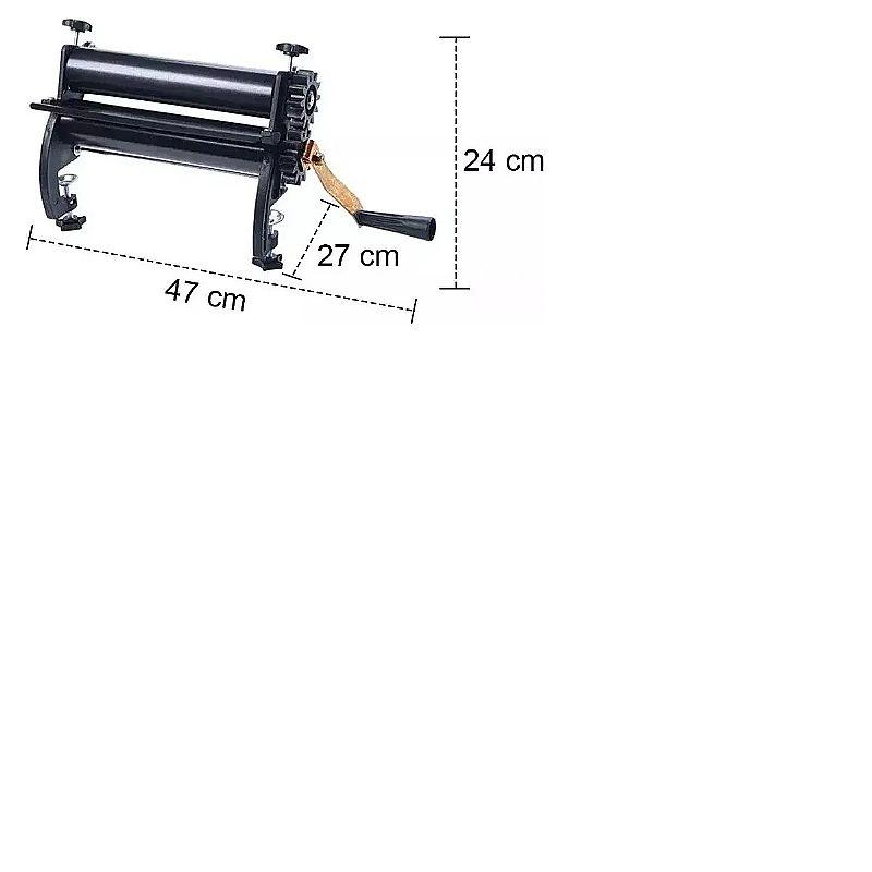 Cilindro massa americana biscuit antiaderente 28cm mirella       marca malta     modelo mirella