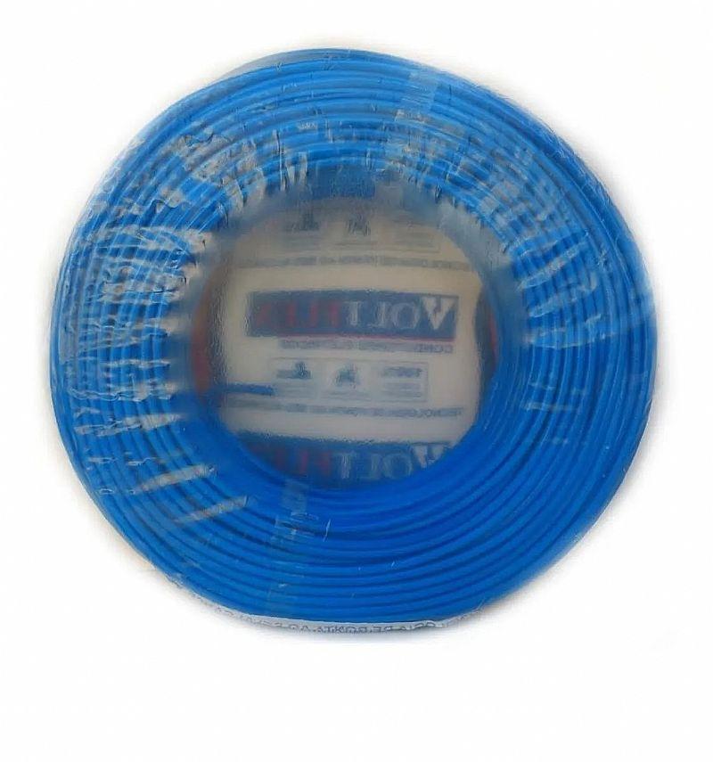 Cabo flexivel 2, 5mm 50mts certificado pelo inmetro marca voltflex modelo 2, 5mm