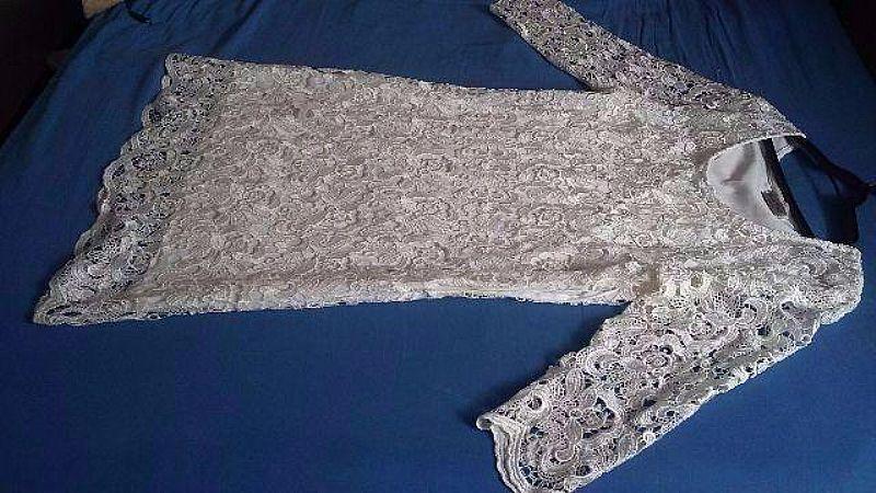 Vestido de noiva - casamento civil - lindo