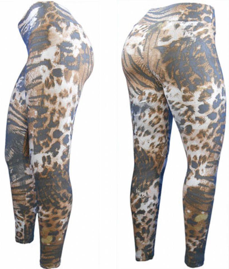 Moda Feminina - Calca Legging