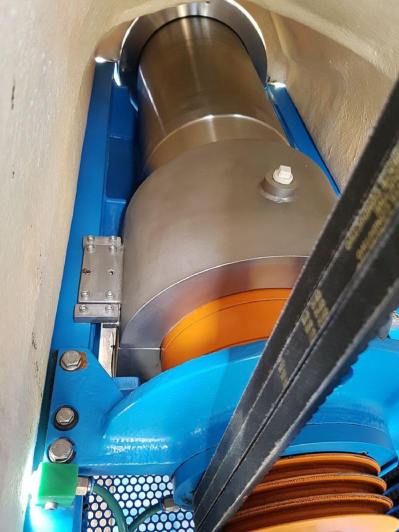 centrifuga decanter usado,  decanter usado,  centrifuga usada