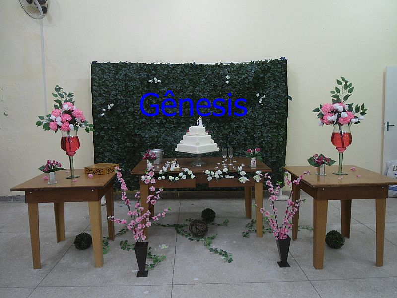 Decoracao  de debutante
