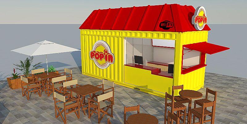 Franquia Fast Food