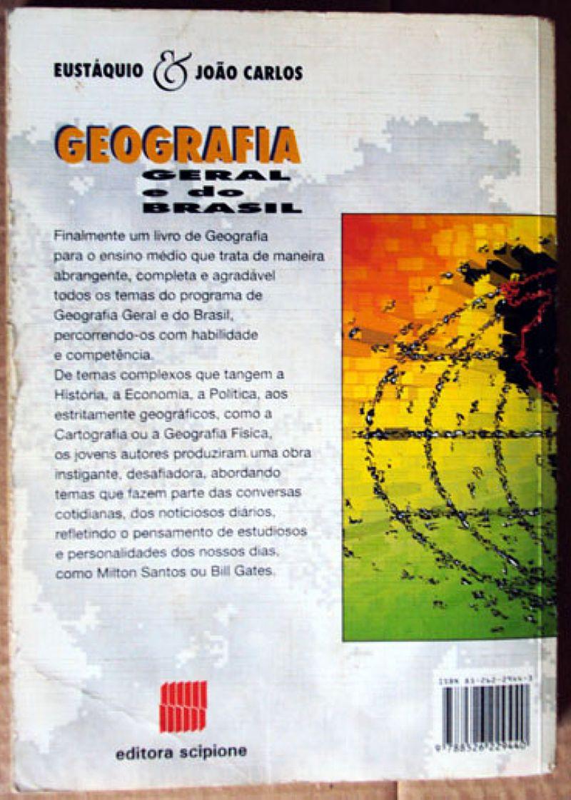 Geografia Geral e do Brasil,  Eustaquio de Sene e Joao Carlos Moreira