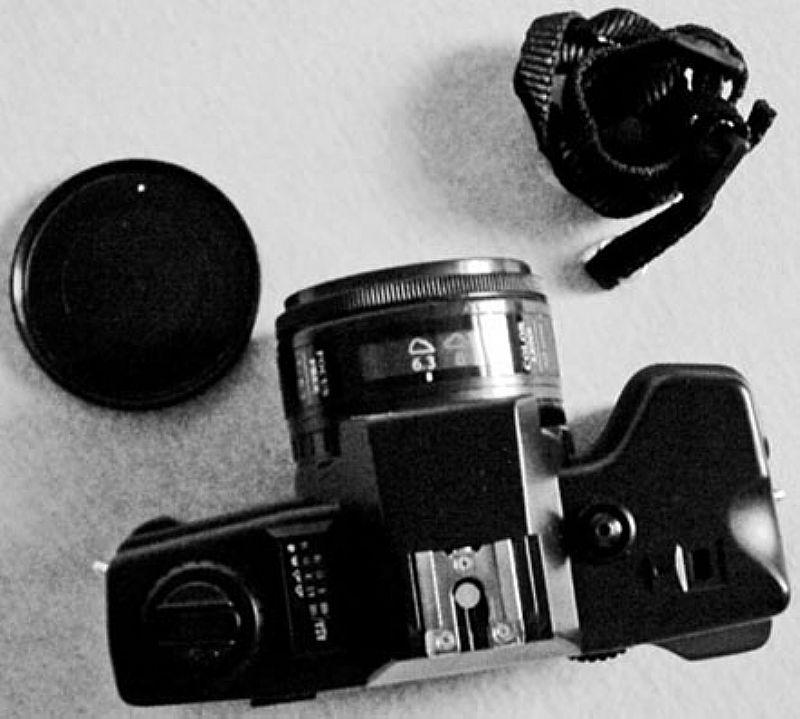 Camera Fotografica Yashica 2000N Nova