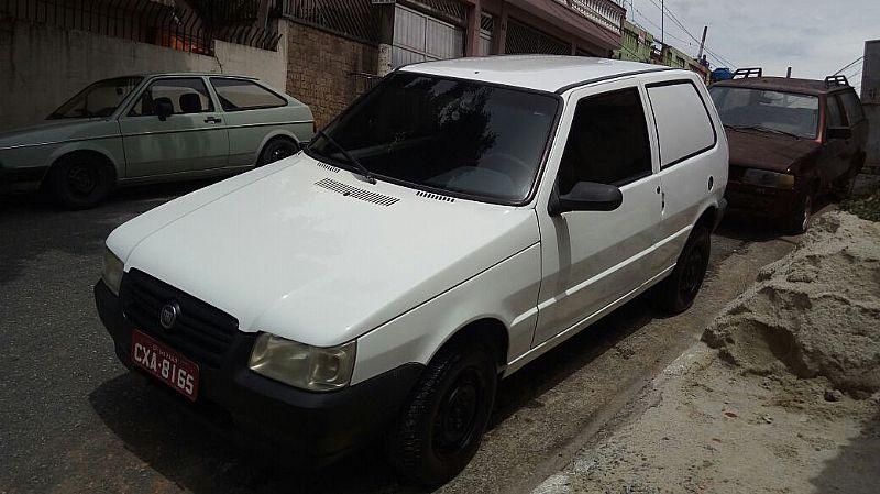 Fiat uno 2009 furgao