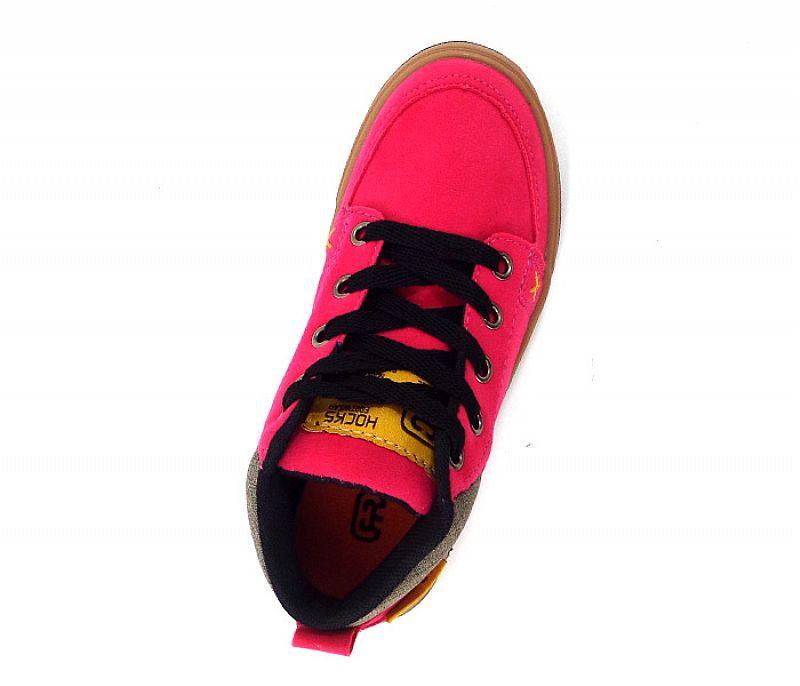 Tenis infantil hocks coruña pink