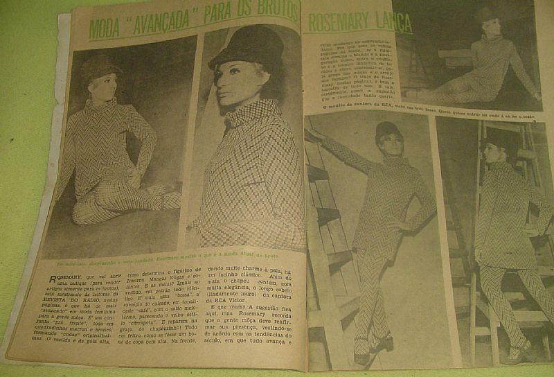 Revista do radio nº 930- junho de 1967 - frete gratis