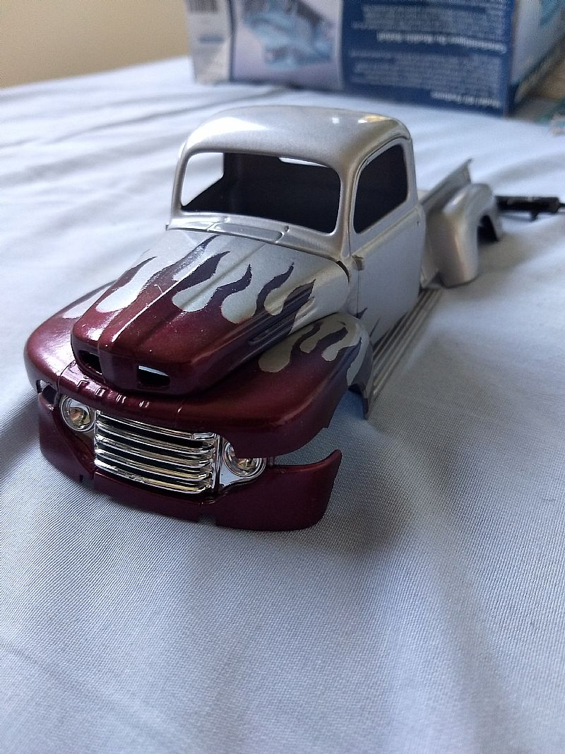 Kit ford pickup50,  monogram