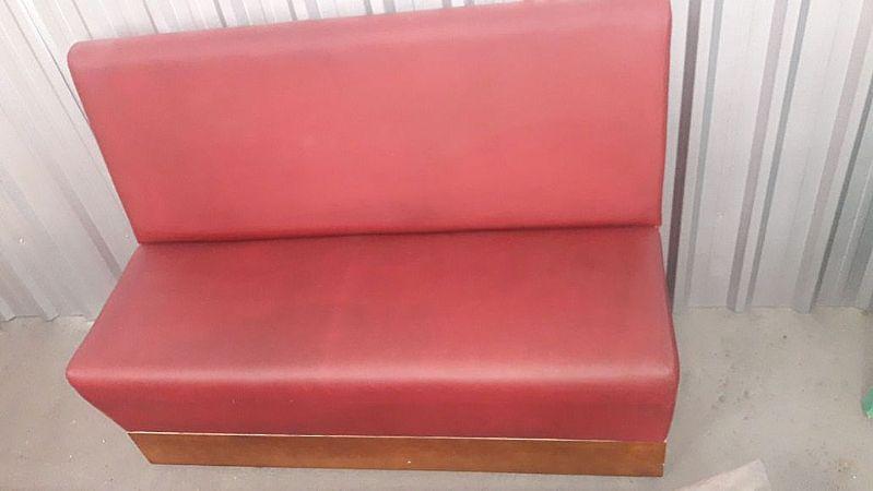 Sofa banco booth