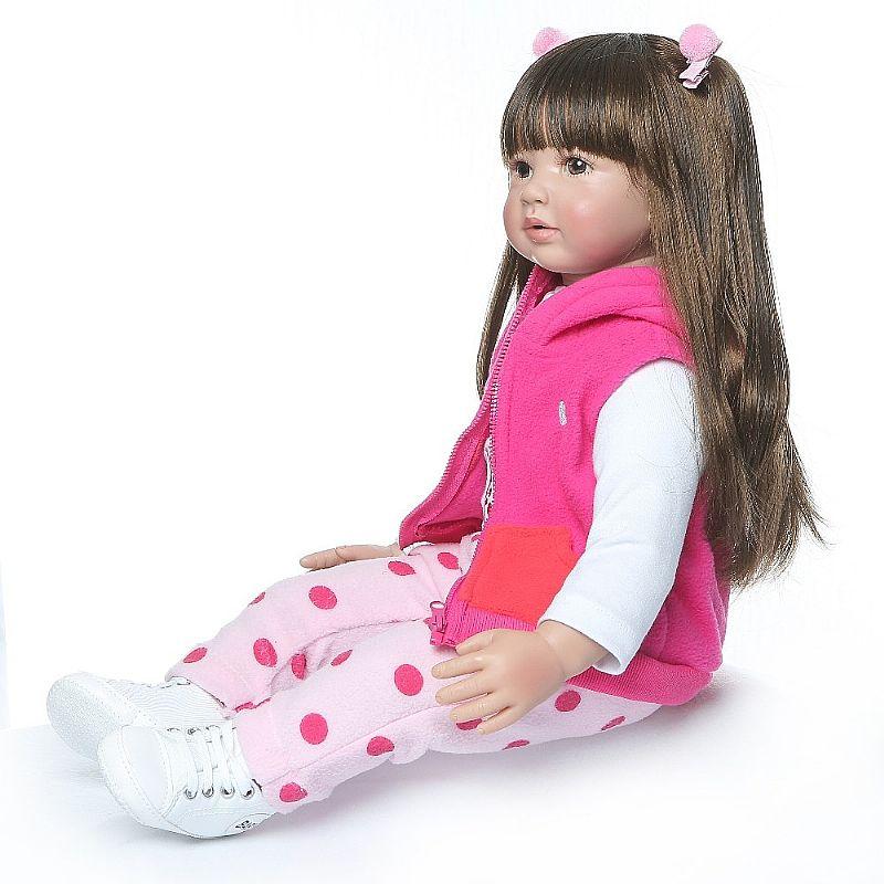 Boneca bebe reborn silicone realista promo m49 sob encomenda