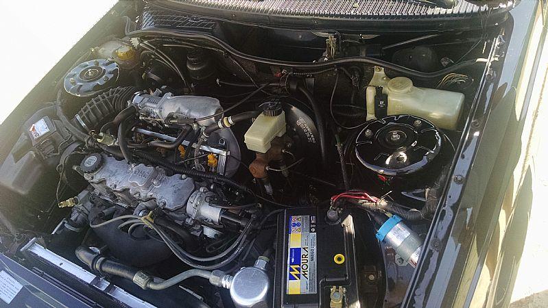 Monza classic se 2.0 mpfi - 4p gasolina - único dono