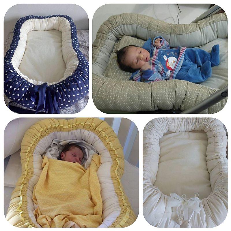 Ninho para bebe dormir