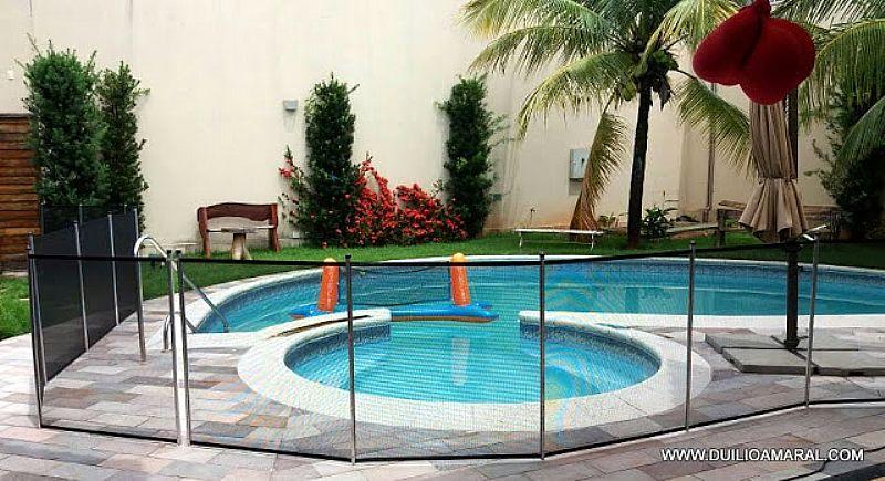 Cercas removiveis para piscina